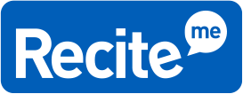 ReciteMe Logo