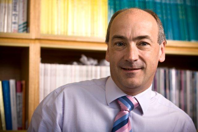 Professor Hamish McAllister-Williams