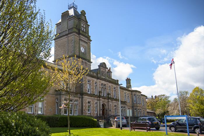 St  Nicholas Hospital | Northumberland, Tyne and Wear NHS
