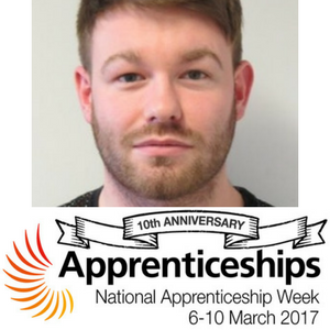 Apprenticeship Week: David's story