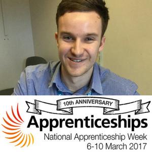 Apprenticeship Week: Dale's story