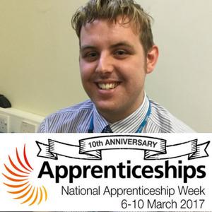 Apprenticeship Week: Samuel's story