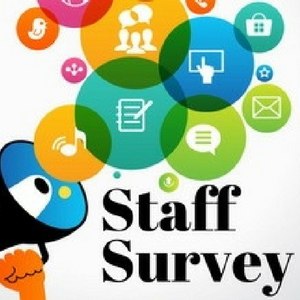 Staff Survey results are out