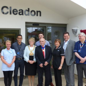 New Cleadon Ward for older people opened by Mayor of Sunderland