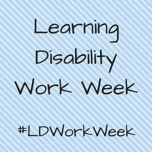 Proud to support #LDWorkWeek