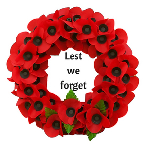 Remember our veterans on Remembrance Sunday