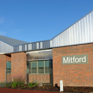 Mitford ward wins prestigious award