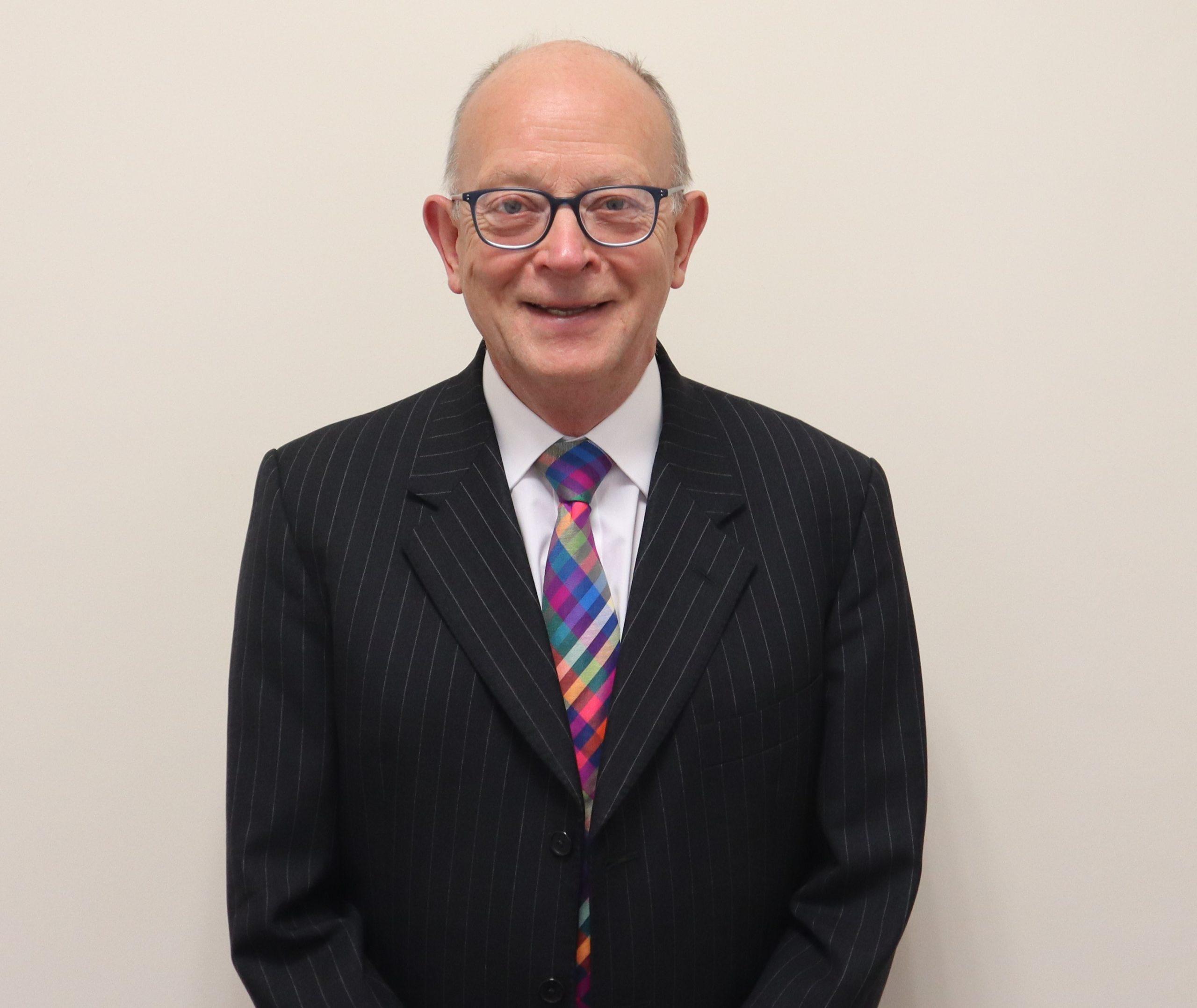 Ken Jarrold CBE