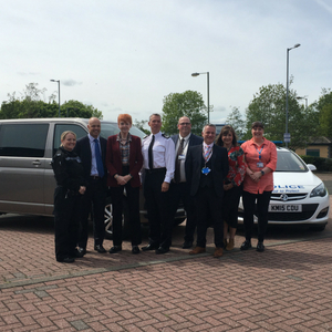 Street Triage team's success as Northumbria Police Force marks Mental Health Awareness Week