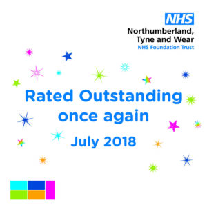 North East NHS mental health and disability care provider retains 'Outstanding' rating