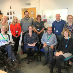 North East NHS staff receive new training workshops designed and delivered by people with learning disabilities and/or autism
