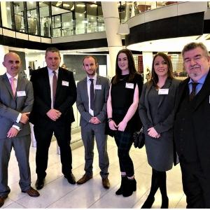 Awards success for NHS audit team