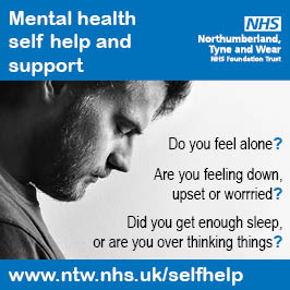 NHS Trust launches winter wellbeing campaign to address loneliness and distress in the North East this Christmas