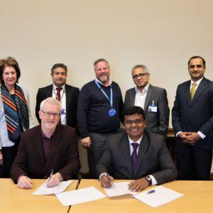 North East NHS Trust embarks on international partnership on mental health service provision