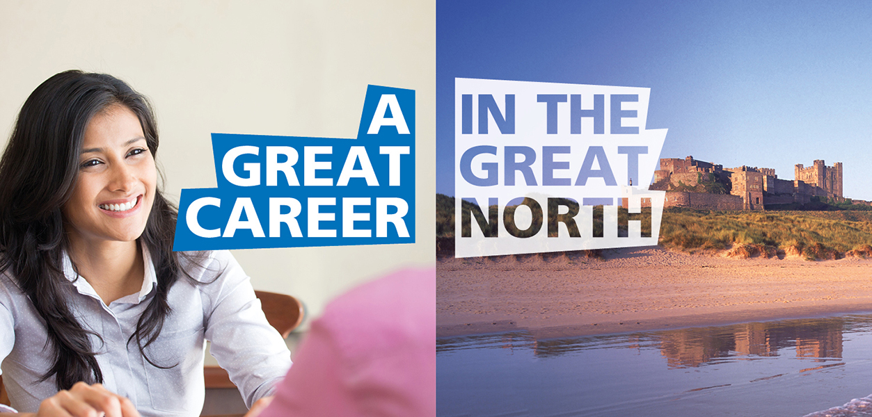 A great career in the Great North