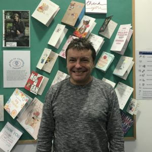 Farewell from long-standing ward manager