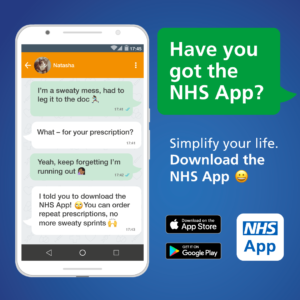 Have you heard about the NHS App?