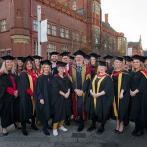First cohort of Positive Behavioural Support students graduate