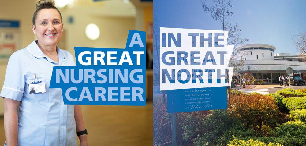 NHS Nurse Recruitment Campaign