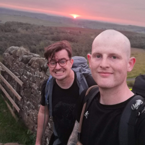 Nurses walking length of Hadrian's Wall to raise money for Sunderland PICU