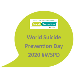 Supporting World Suicide Prevention Day 2020