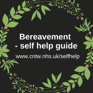 Trust signposts advice to those who have been bereaved