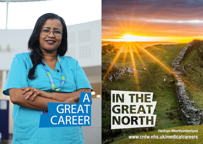 A Great Career - In The Great North. Hexham #Northumberland