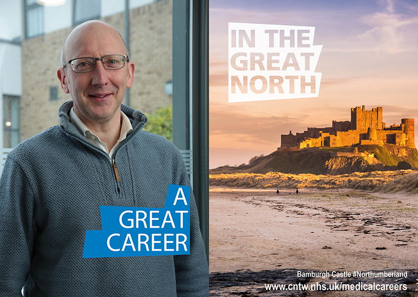 A Great Career - In The Great North. Bamburgh Castle #Northumberland
