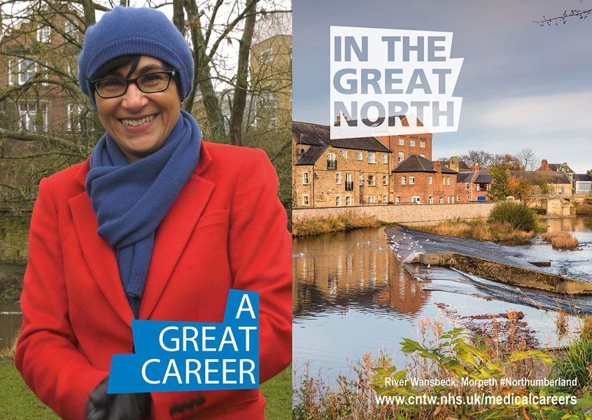 A Great Career - In The Great North. River Wansbeck, Morpeth #Northumberland