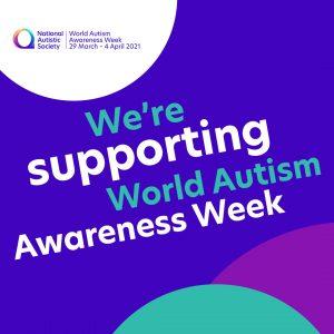 Autism Awareness Week – 29 March-4 April