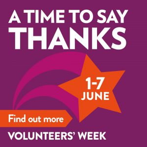 Volunteers' Week – Volunteering at the Trust vaccination centre