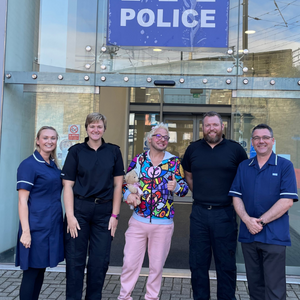 Helping to better support people with autism who come into police custody